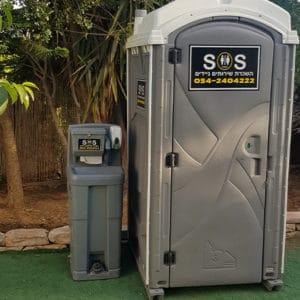 שירותים ניידים כימיים להשכרה