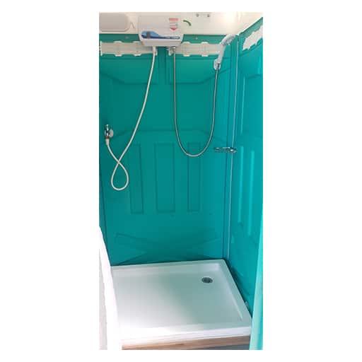 מקלחת ניידת להשכרה